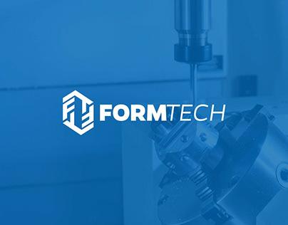 Formtech / Branding Design