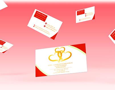 Дизайн логотипа и визитной карточки
