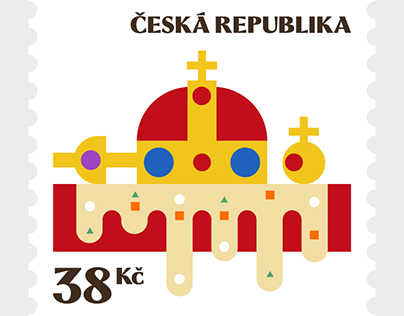 CZECH PRESIDENTIAL POSTAGE STAMPS