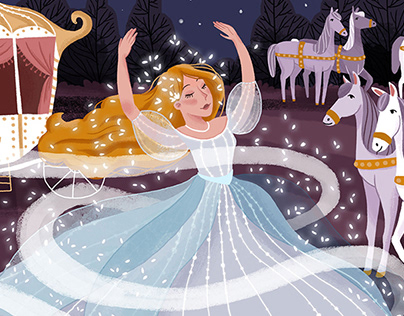 Cinderella | Picture Book
