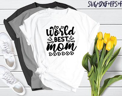 mom svg design