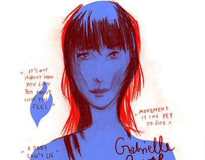 femalegaze Gabrielle Roth