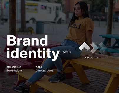 ADD-X Rebranding - Visual Identity