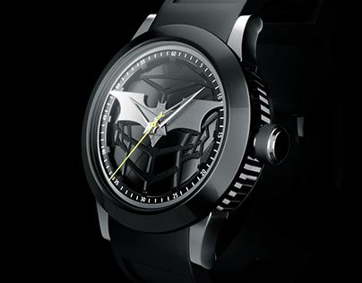 Superheroes fanart timepieces