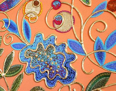 Decorative panno