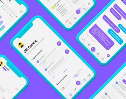 UI DESIGN | CHATBOT DESIGN