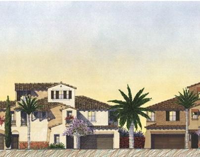 The Courtyards at Escala | San Diego CA (2004)