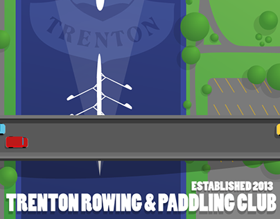 Trenton Rowing & Paddling Club Poster