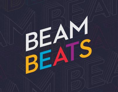 Beam Beats  |  New Media Team Project →