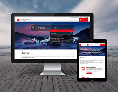 Toyota Dealer Digital