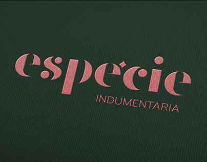 Especie / Branding