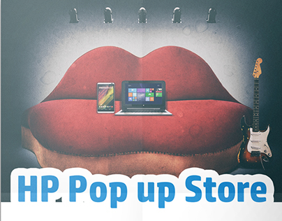 HP  PopUp Store