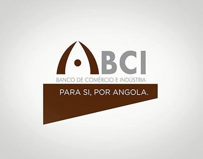 Assinatura para o Banco de Comércio e Indústria de Ango