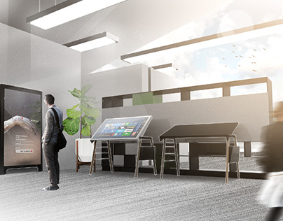 Microsoft Envisioning Center