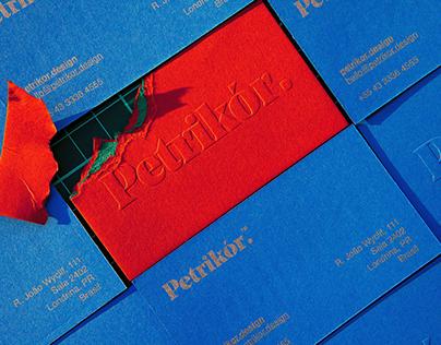 Petrikór ℗ Design