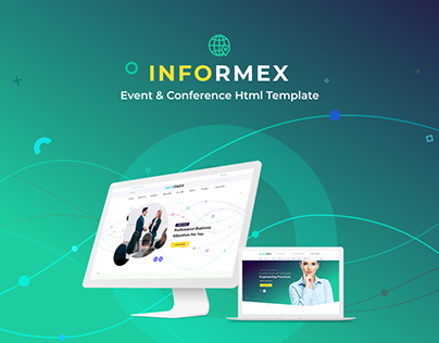 Informex | Conference & Business Html Template