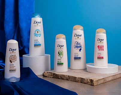 Dove Packaging: My Hair, My Say