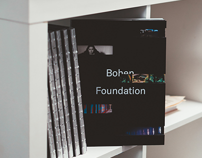 Bohen Foundation: Poster, Book and Website
