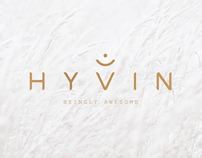 HYVIN — Brand design