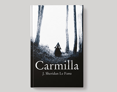 Carmilla – Book Cover Design