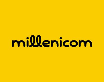 Millenicom // Sosyal Medya