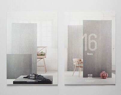 Design House Stockholm / 2016 catalogue
