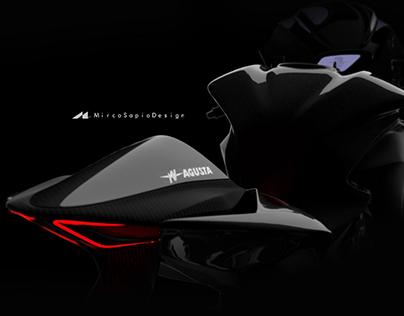 MV Agusta F3 Restyling