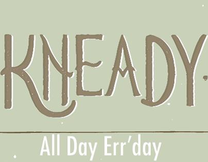 Branding: Kneady Bakery