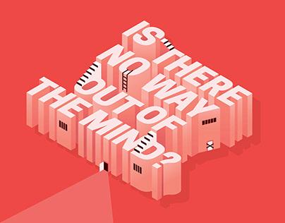 Animated Typographic Poster
