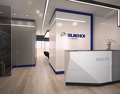 SUKHOI design by Expo Global Group