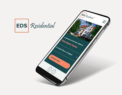 EDS Residential / Strona WWW