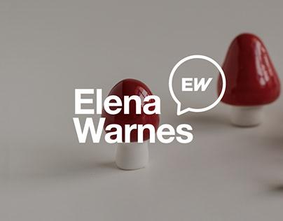 Elena Warnes . Artísta Visual