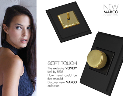 NEW MARCO COLLECTION by FEDE the Switch&Light taylor