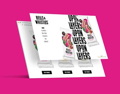 Bells & Whistles Website