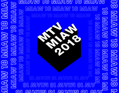 MTV MIAW 2018 / Graphic Pack