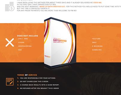 Thread Design for money making ebook!