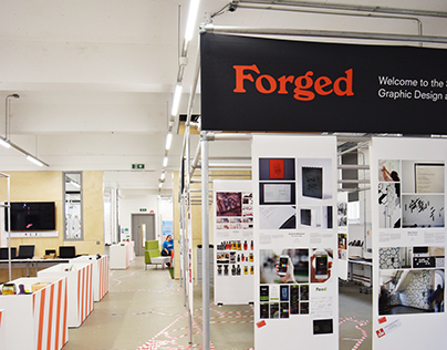 Sheffield Institute of Arts 2016 — Degree Show 'Forged'