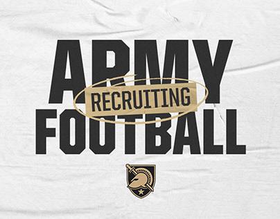 Recruiting Intern Graphic Designer | Army Football 2020