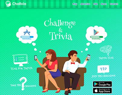 Play Challvia Win Money | Best Trivia Games