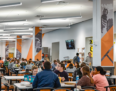 University of Tennessee: Arena Dining
