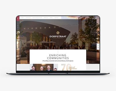Dorpstraat | Website Design