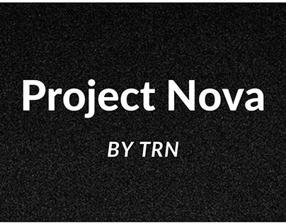 Project Nova - Trn