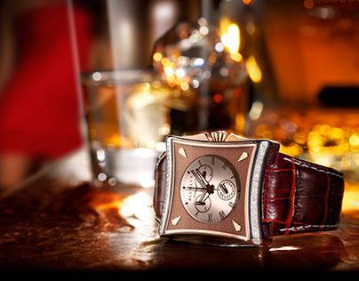 Francesco Zerilli for Blumlux Watches