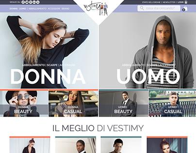 Vestimy   Website