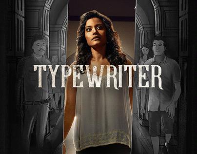 Typewriter | KEY ART CONCEPTS