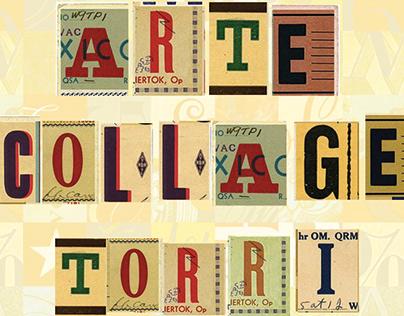 Arte Collage Torri