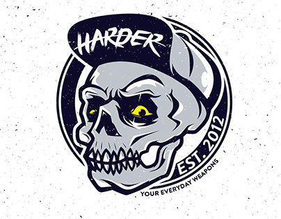 Logo for Harder Store Yogyakarta