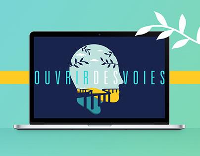 OUVRIR DES VOIES - print & digital book for VINCI