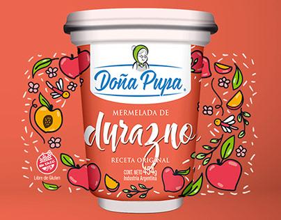 Mermeladas Doña Pupa