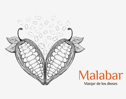 Packaging: Chocolate Malabar / 2018-2